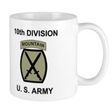 10th Mountain Division &lt;BR&gt;Coffee Cup