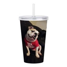Sweet Face Acrylic Double-wall Tumbler