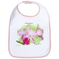 Cool Cattleya Bib
