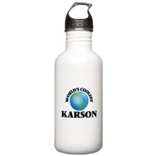 World's Coolest Karson Water Bottle