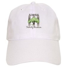XIONG family reunion (tree) Baseball Cap