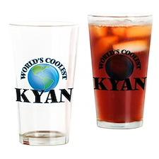 World's Coolest Kyan Drinking Glass