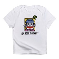 Cute Monkey Infant T-Shirt