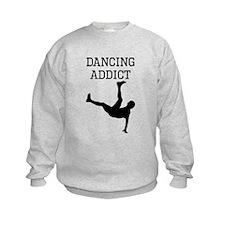 Dancing Addict Sweatshirt