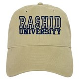 RASHID University Baseball Cap