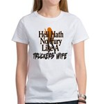 Hell Hath No Fury - Trucker's Wife Women's T-Shirt