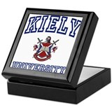 KIELY University Keepsake Box