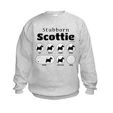 Stubborn Scottie v2 Sweatshirt