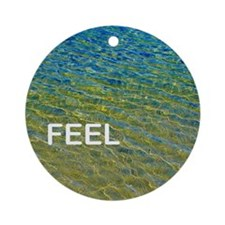 FEEL Ornament (Round)