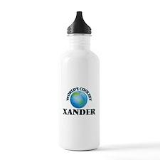 World's Coolest Xander Water Bottle
