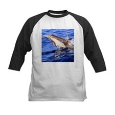 Dolphin Destination Baseball Jersey