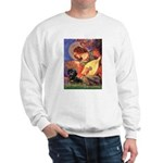 Mandolin Angel & Doxie (BT) Sweatshirt