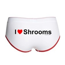 Shrooms Women's Boy Brief