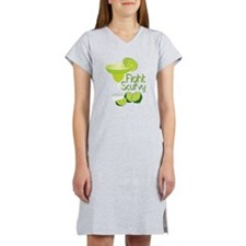 Fight Scurvy Women's Nightshirt
