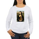 Mona's Dachshund Women's Long Sleeve T-Shirt