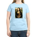 Mona's Dachshund Women's Light T-Shirt