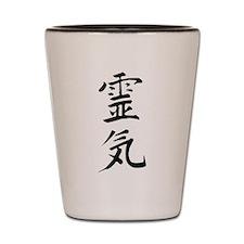 Reiki Shot Glass