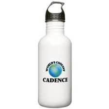 World's Coolest Cadenc Water Bottle