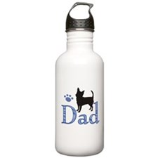 Chihuahua Dad 999 Water Bottle