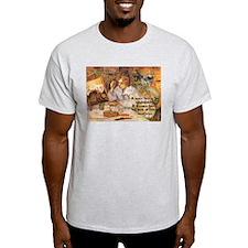 Work of Fiction T-Shirt