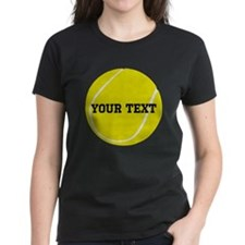 Personalized Tennis Gift T-Shirt