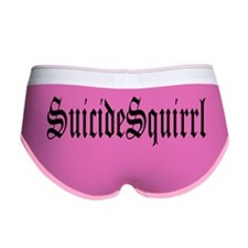 Squirrl-Logo Women's Boy Brief
