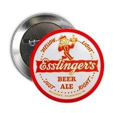 "Esslinger's Beer-1945 2.25"" Button (100 pack)"