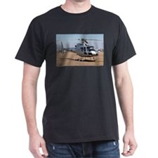 Helicopter (silver) T-Shirt