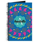 Monogrammed journals Journals & Spiral Notebooks