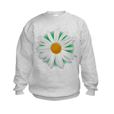 Large Daisy Kids Sweatshirt