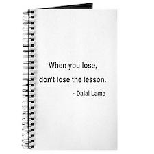 Dalai Lama 12 Journal