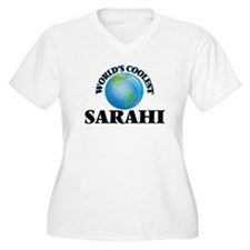 World's Coolest Sarahi Plus Size T-Shirt