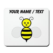 Custom Cartoon Bee Mousepad