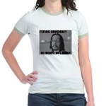 """Ed Wood is my Savior"" Ringer T-shirt"