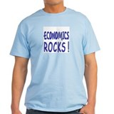 Economics Rocks ! T-Shirt