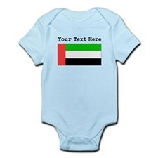 Custom United Arab Emirates Flag Body Suit