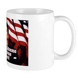 """Reagan: Liberalism Is A Disease"" Coffee Mug"