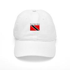 Custom Trinidad And Tobago Flag Baseball Baseball Cap