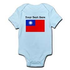 Custom Taiwan Flag Body Suit