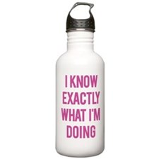 I Know... Water Bottle