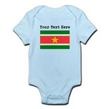 Custom Suriname Flag Body Suit