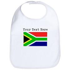 Custom South Africa Flag Bib
