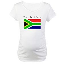 Custom South Africa Flag Shirt