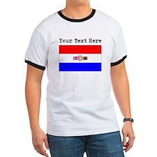 Custom Old South Africa Flag T-Shirt