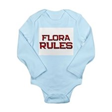 Cute First name Long Sleeve Infant Bodysuit