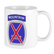 10th Mountain Division<BR>SFC Coffee Cup