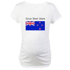 Custom New Zealand Flag Shirt