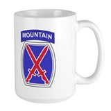 10th Mountain Division<BR>CW2 Coffee Mug