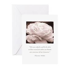Cute Rose Greeting Cards (Pk of 20)
