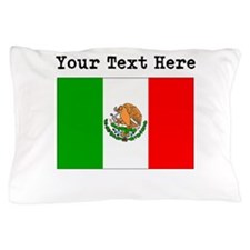 Custom Mexico Flag Pillow Case
